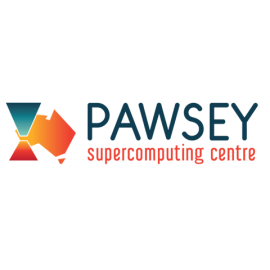 Pawsey Supercomputing Centre Logo